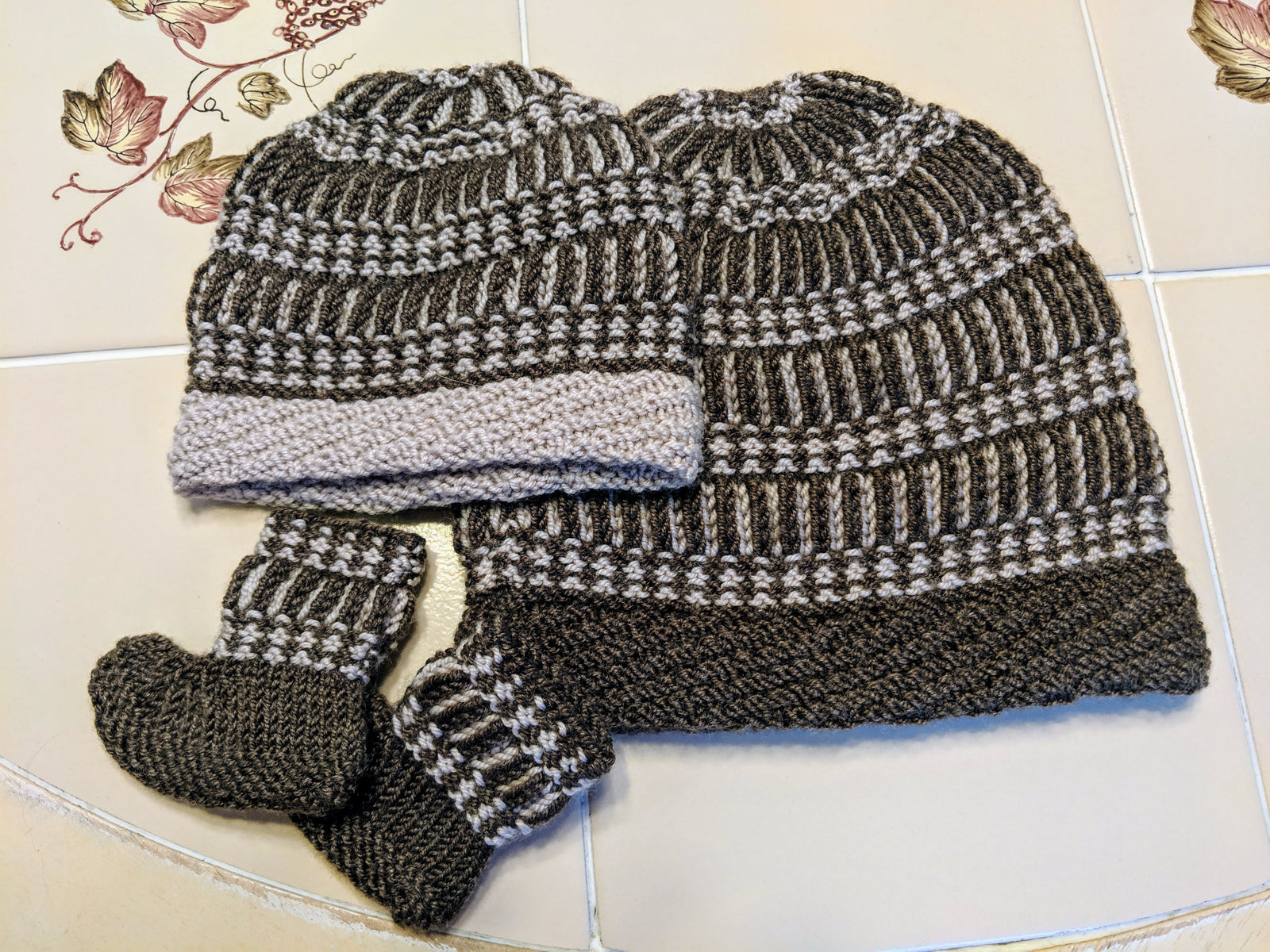 ddcd178f667d Brioche Knitting and the Rudbeckia Hat by Andrea Mowry