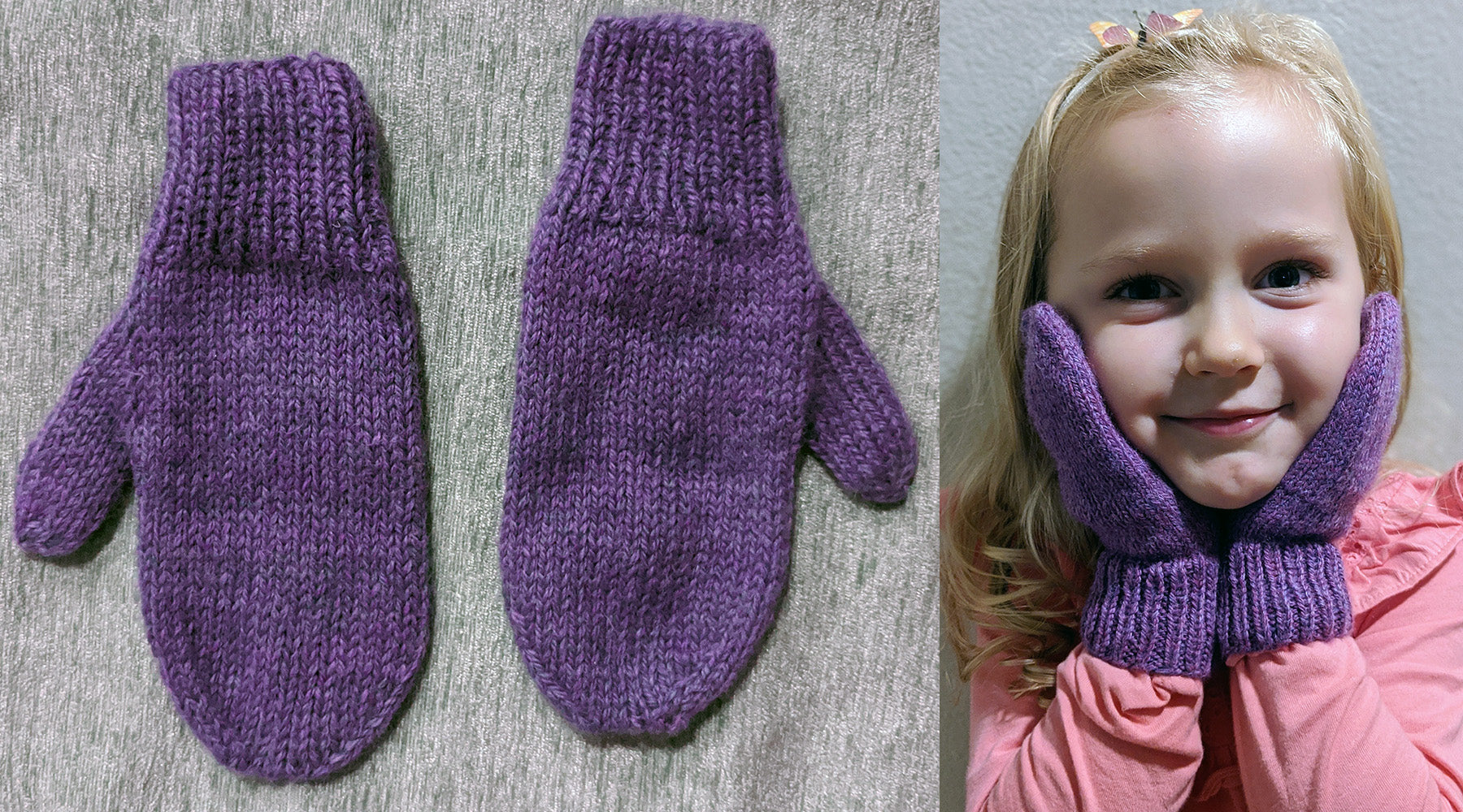 Knitting Tips for Two-At-A-Time Socks or Mittens