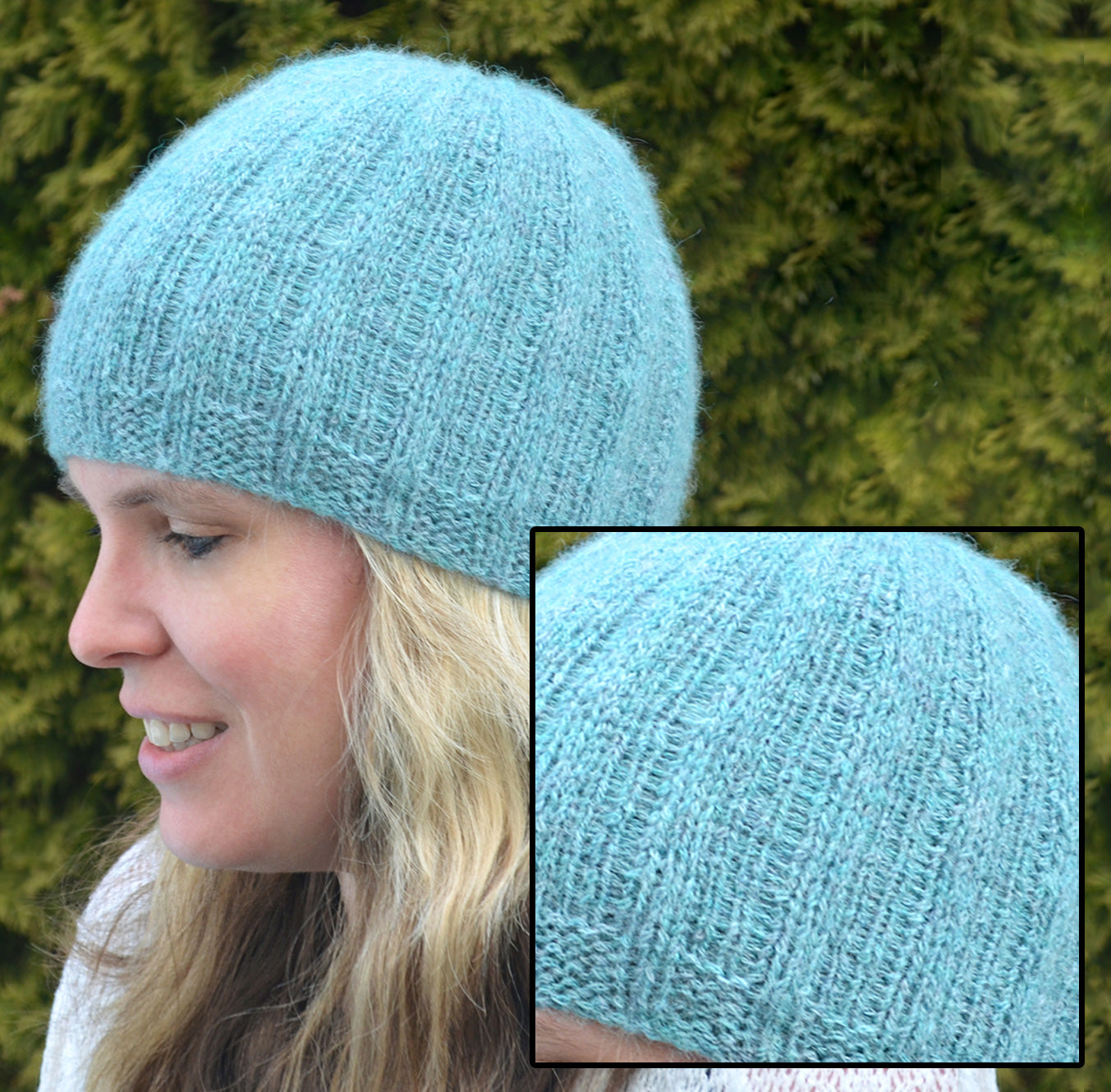 646efbbc255 A Free Pattern: The perfect alpaca hat for cold winter nights