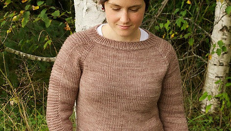 Sweater Knitting Patterns: Seamed vs. Seamless