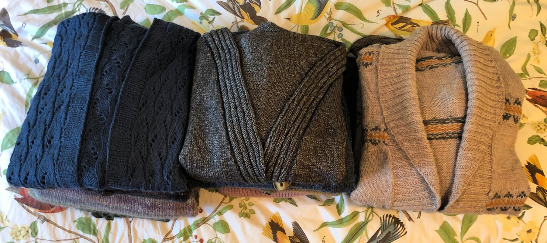 5 Steps for Putting Your Sweaters to Bed for the Summer