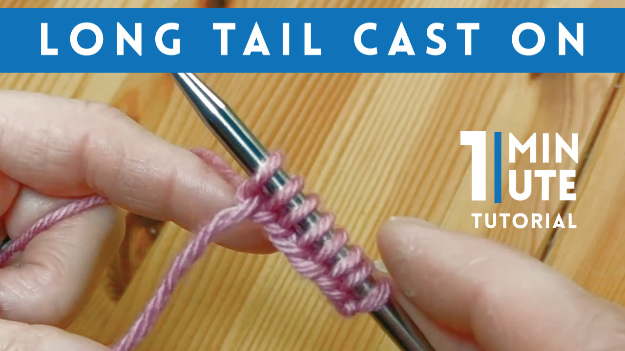 The Long Tail Cast On