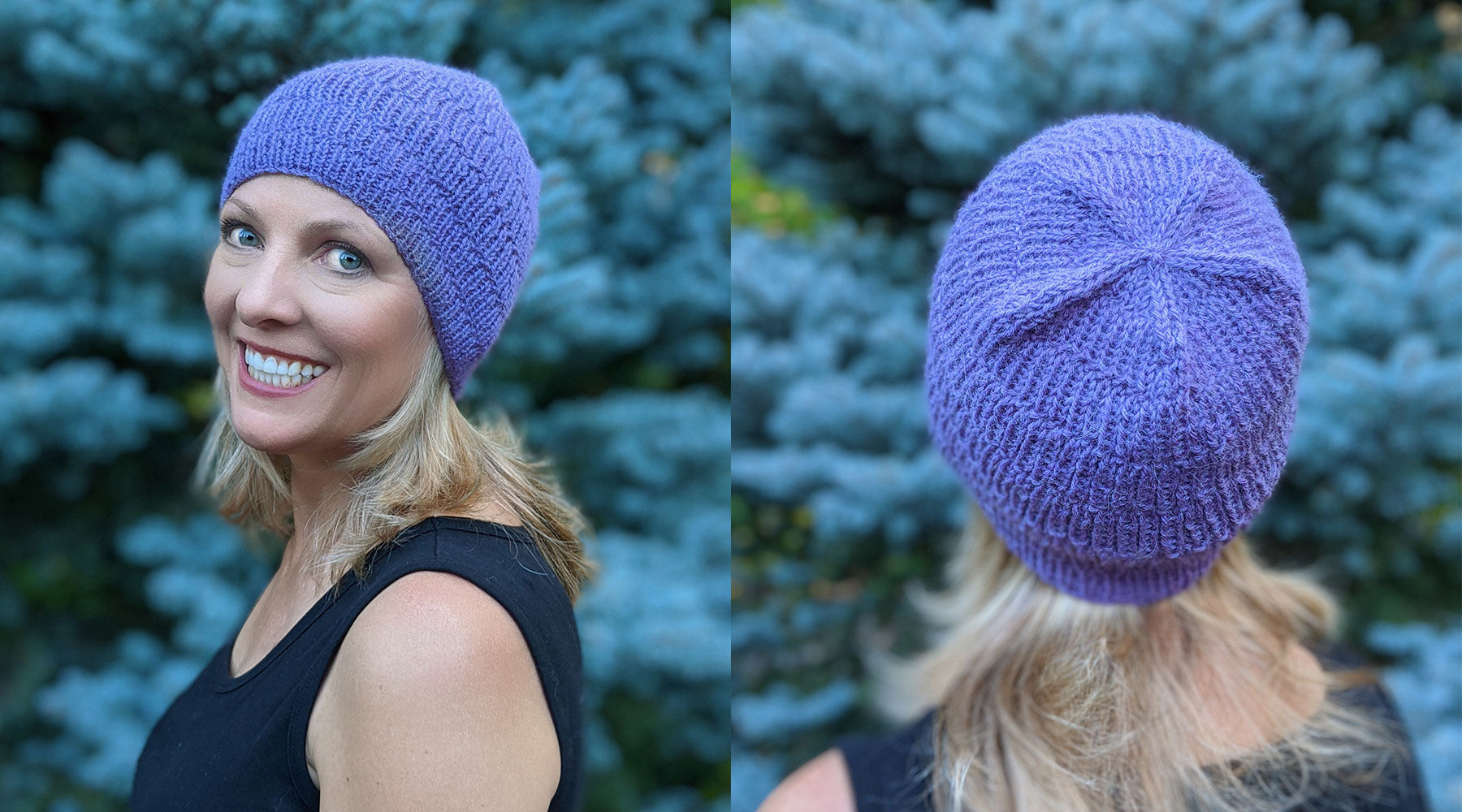NEW! Free Pattern – The Rockford Hat Makes a Great Gift