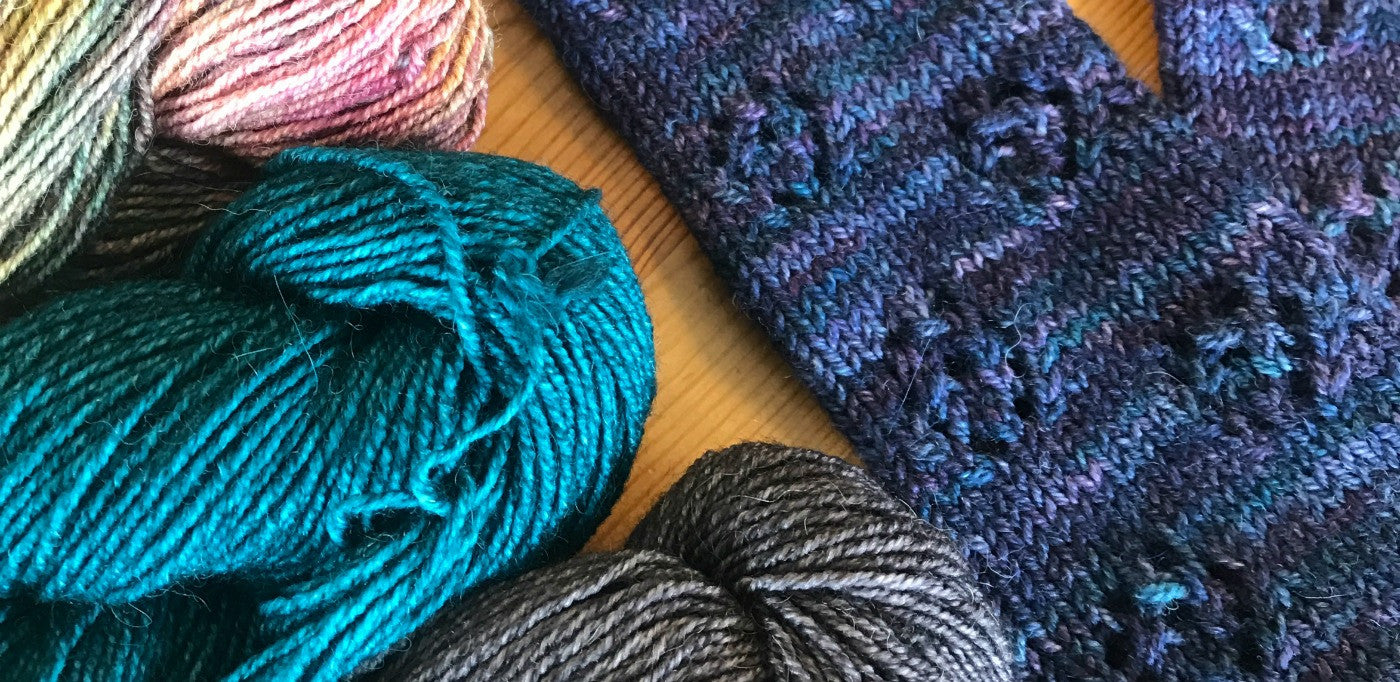 Celebrate New Malabrigo Dos Tierras with Us!