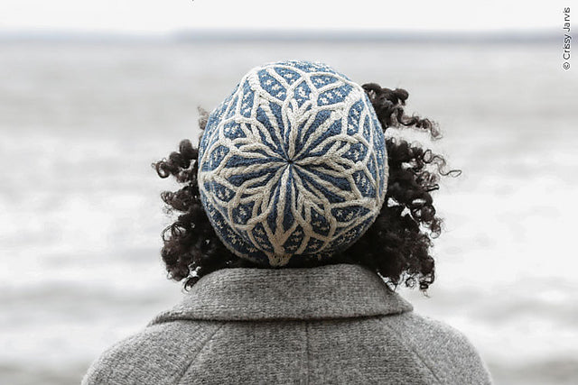 My Journey Through the Norrland Hat Pattern