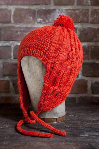 10 Free Knit Hat Patterns!
