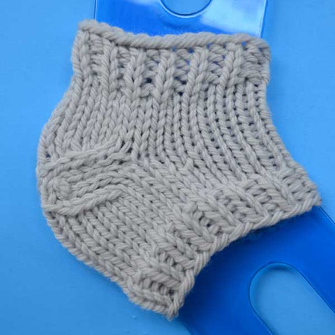 Learn An Easy Way To Choose Your Sock Heel Style Sock Knitting