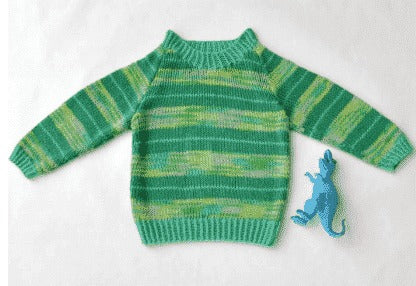 free baby knitting pattern