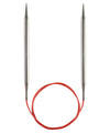 47 Inch ChiaoGoo RED Lace Circular Knitting Needles-Needles-Chiaogoo-US 9, 5.50mm-Alpaca Direct