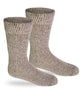 Alpaca Socks | Extreme Winter Boot Socks-Socks-Alpaca Direct-Medium-Beige-Alpaca Direct