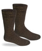 Alpaca Socks | Extreme Winter Boot Socks-Socks-Alpaca Direct-Small-Brown-Alpaca Direct