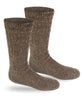 Alpaca Socks | Extreme Winter Boot Socks-Socks-Alpaca Direct-X-Large-Cocoa-Alpaca Direct