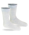 Alpaca Socks | Extreme Winter Boot Socks-Socks-Alpaca Direct-Large-Light Blue-Alpaca Direct
