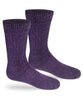Alpaca Socks | Extreme Winter Boot Socks-Socks-Alpaca Direct-Small-Purple-Alpaca Direct