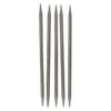 6 Inch ChiaoGoo Stainless Steel Double Point Needles-Needles-Chiaogoo-US 0, 2.0 mm-Alpaca Direct