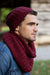 Compass Hat & Cowl by Rachel Brockman *Universal Pattern*
