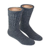 Alpaca Diabetic/Therapeutic Socks-Socks-Alpaca Direct-Small-Denim-Alpaca Direct