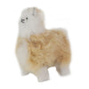 "Teeny Stuffed Toy Alpaca - 5"" Standing-Fur Toys-Alpaca Direct-Multi-Color-Alpaca Direct"