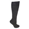 Rainier Alpaca Over The Calf Socks-Socks-Alpaca Direct-Small-Grey-Alpaca Direct