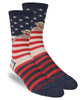 Monkey Flag Crew Sock-Socks-Fox River-Alpaca Direct