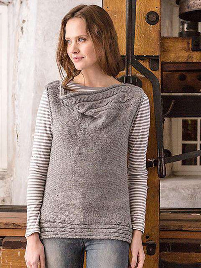 Pietra by Connie Chang Chinchio-Patterns-Berroco-Alpaca Direct