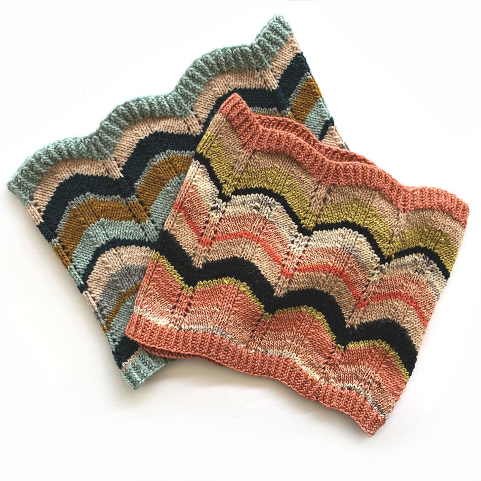 Scraptastic Cowl by Ambah O'Brien