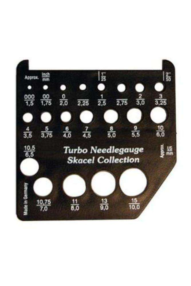 Addi Turbo Needlegauge-Needles-Skacel-Alpaca Direct