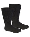 Alpaca Diabetic/Therapeutic Socks-Socks-Alpaca Direct-Small-Black-Alpaca Direct