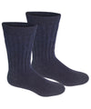 Alpaca Diabetic/Therapeutic Socks-Socks-Alpaca Direct-Small-Navy-Alpaca Direct