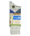 Highlander Argyle Alpaca Dress Socks-Socks-Alpaca Direct-Alpaca Direct