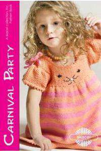 Carnival Party Pattern Booklet-Books-Alpaca Direct-Alpaca Direct