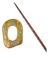Copper Shell Shawl Pin-Notions-Bryson-Alpaca Direct