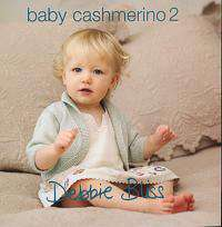 Debbie Bliss Baby Cashmerino 2 Pattern Book-Books-Alpaca Direct-Debbie Bliss Baby Cashmerino 2 Pattern Book-Alpaca Direct