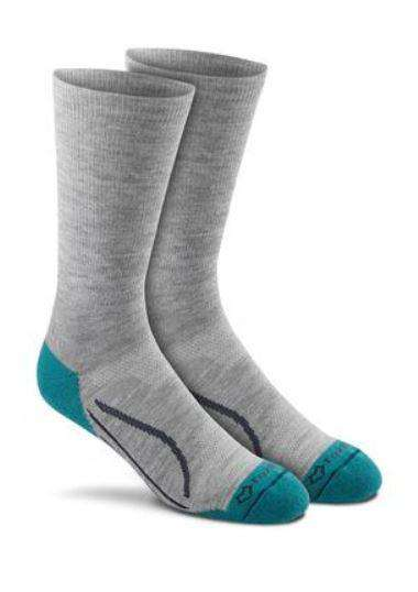 Fox River Basecamp Crew Socks Merino Wool-Socks-Fox River-Small-Charcoal-Alpaca Direct