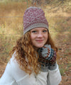 Reversible Letcia Alpaca Hat-Apparel-Alpaca Direct-Alpaca Direct