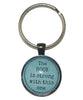The Hook Is Strong With This One Keychain-Notions-Alpaca Direct-Teal-Alpaca Direct