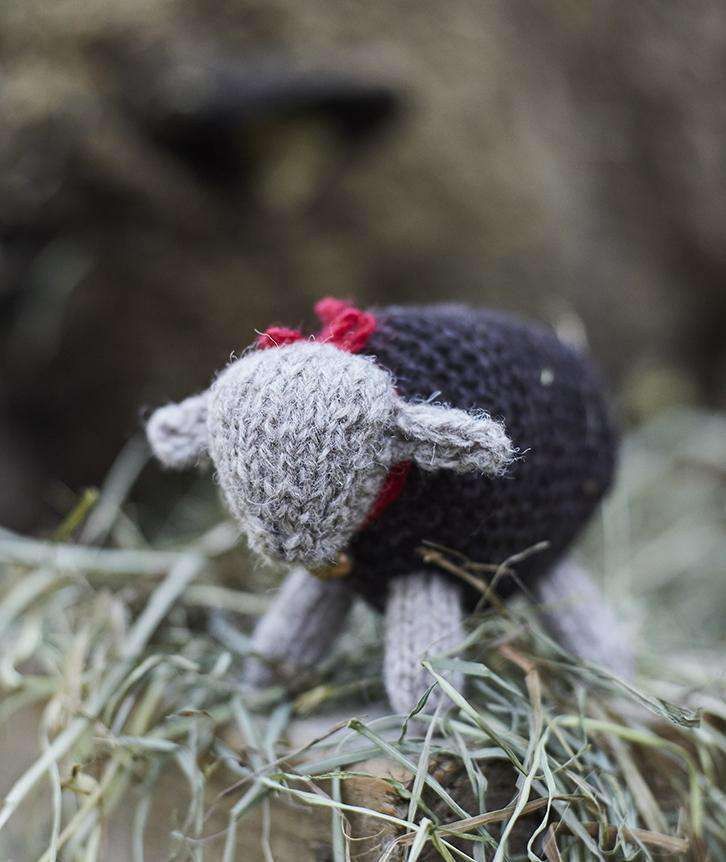 Woolly Wee Sheep by Churchmouse Yarns and Teas