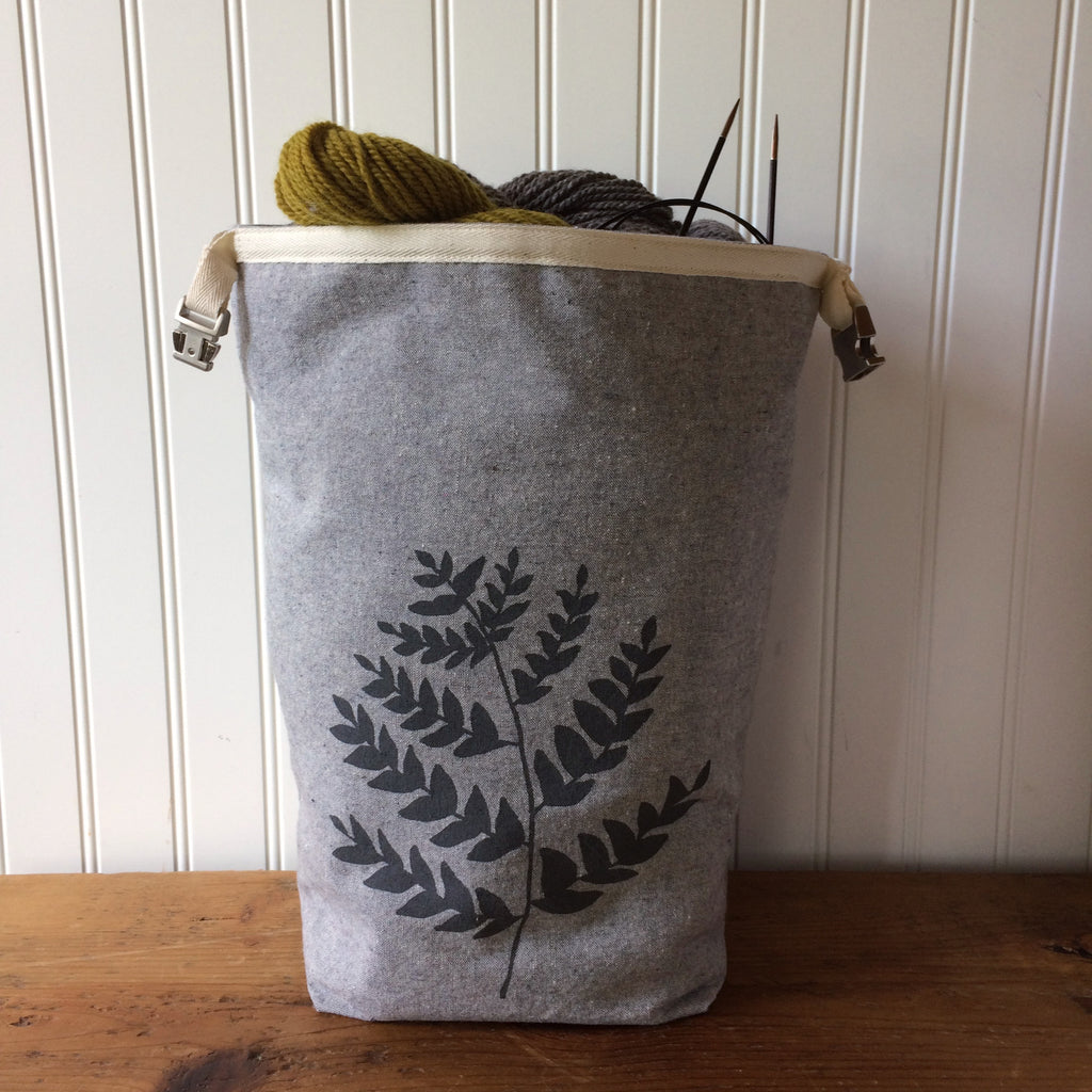 Fern Trundle Bag