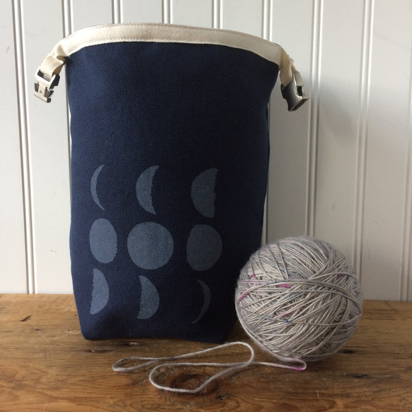 Blue Moon Mini Trundle Bag