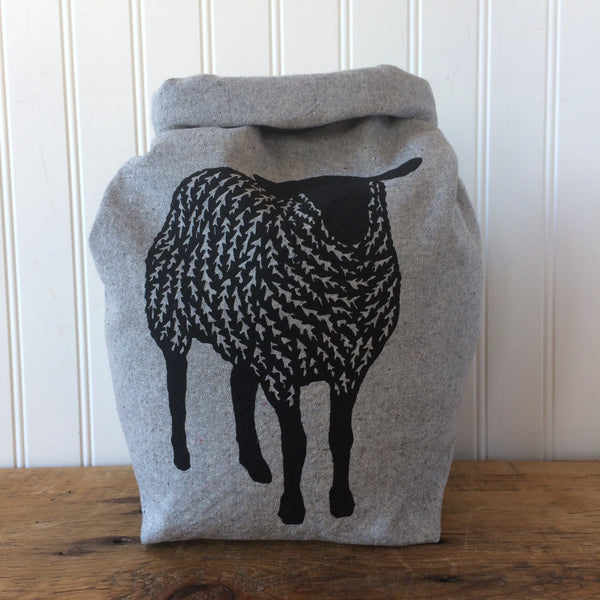 Black Sheep Trundle Bag