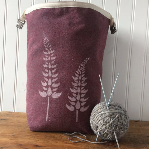 Lupine Trundle Bag