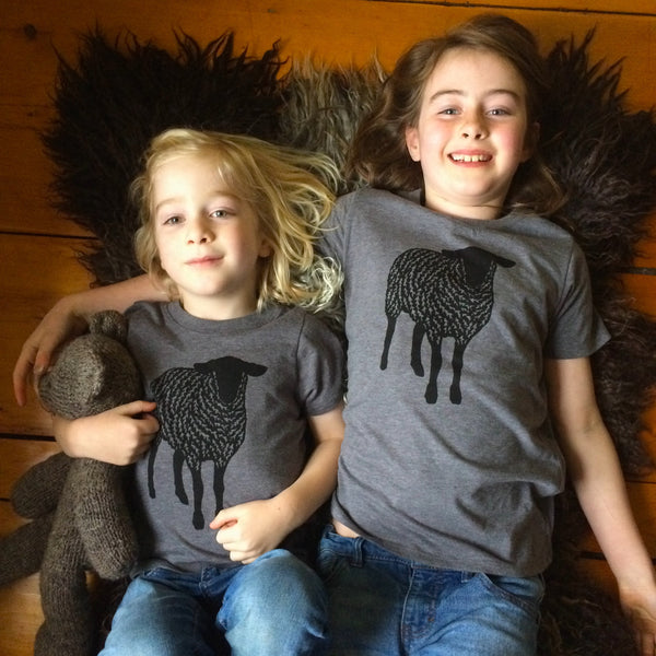 Kids Sheep Tee Shirt