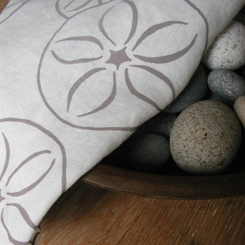 Sand Dollar Tea Towel