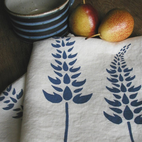Lupine Dinner Napkins