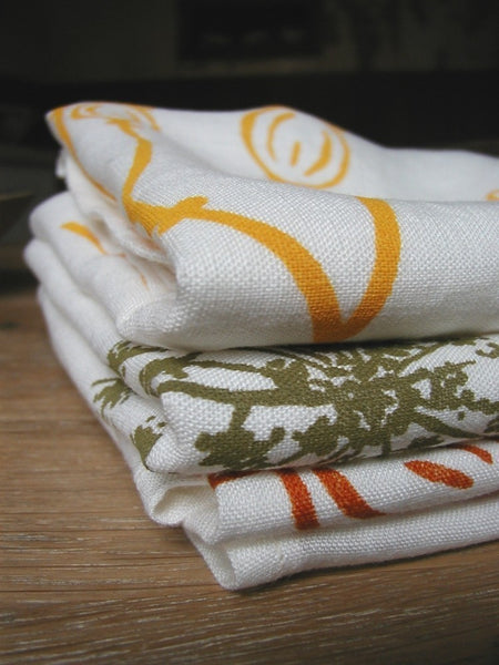Lupine Tea Towel