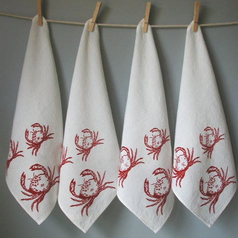 Crab Dinner Napkins