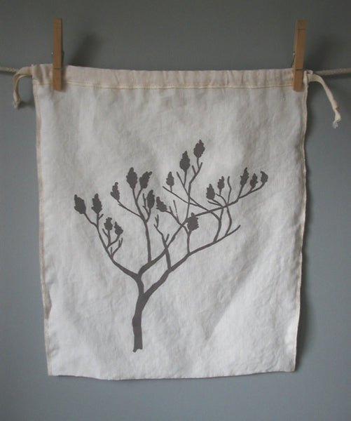 Sumac Drawstring Bag - Large