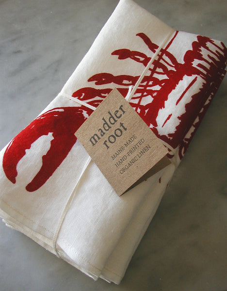 Lobster Dinner Napkins