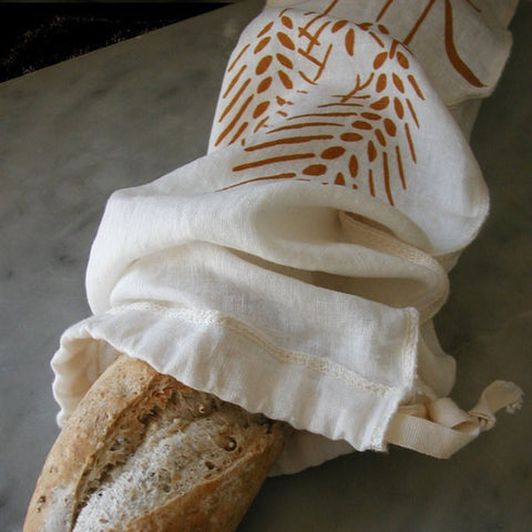 Wheat Baguette Bag
