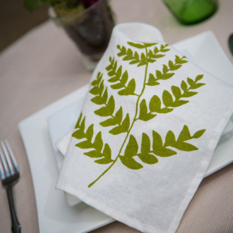 Fern Dinner Napkins